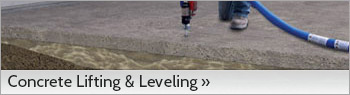 Concrete Leveling and Lifting Services in the Greater Seattle and Tacoma Area