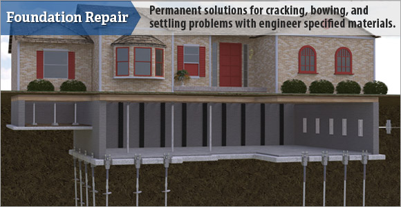 Foundation Repair in New Port Richey, FL