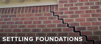 foundation problem symptoms